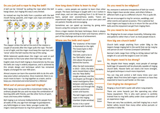 thumbnail of Church Bell-ringing leaflet page2